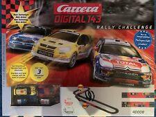 Carrera 40008 Digital 143 DTM Rennbahn Spiel Set