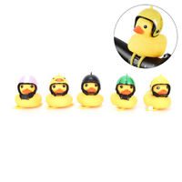 Bicycle Duck Light Bike Horn Bell Cartoon Helmet With Light Motorcycle Handle/_ch