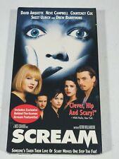 Scream (VHS, 1997)