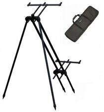 Prologic Tri-Sky Pod 3 Rod Barbel Fishing Pod + Case - 54367
