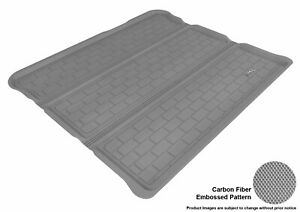 For 03-09 Hummer H2 Kagu Gray All Weather Cargo Area Liner