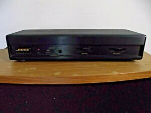 Bose 901 Speakers Series VI with Tulip Stands and Equalizer