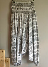 Unbranded Harem Trousers Women's Loose Fit 38L Inside Leg
