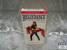 Bellydance Fitness For Weight loss VHS Hip Drop Hip Hop