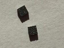Cvd Diamond 3X3X0.8mm,custom sizes available