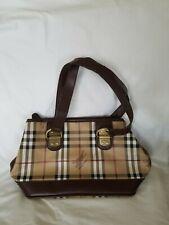 Burberry Handbag, authentic, vintag