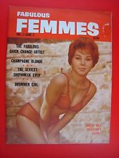 ORIG. 1950S  PINUP Photos..NUDE,RISQUE ' Fabulous Femmes '   Busty