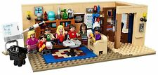 Big Bang Theory # 16 - 8 x 10 Tee Shirt Iron On Transfer Lego PICTURE ONLY!