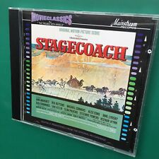 Jerry Goldsmith STAGECOACH | THE TROUBLE WITH ANGELS CD Film Soundtracks OSTs 91