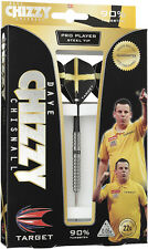 Target Chizzy 24g Steel Tip Darts 90% Tungsten Natural 128210 w/ FREE Shipping