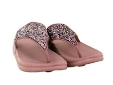 Ladies Flip Flop Sparkle Soft Beach Designed Ladies Flat Flip Flop UK Sizes 3-8