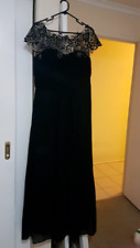 Beautiful Black Formal Gown in Brand New Condition* 'Ever-Pretty'