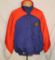 Vintage Florida Gators Embroidered # 1 Apparel K Products NCAA Coat Jacket XL UF