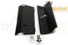 Lockable Glove Box Conversion Kit for Land Rover Defender PUMA TDCi Bearmach