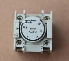 SPRECHER & SCHUN TIMER CZE3 0,3-30s #S781