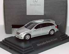 1:87 Mercedes-Benz R class W251 2005 iridium silver silver - Dealer - OEM