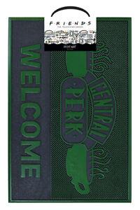 Licensed Rubber Doormat - FRIENDS CENTRAL PERK - Door Mat - 85482