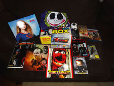 {OPENED} Comic Con Box OCTOBER 2015 {ALL CONTENTS INCLUDED}