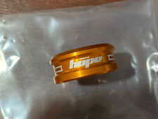 Hope Bolt On Seat Seatpost Collar Clamp Orange 36.4