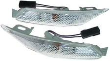 Mazda Rx8 Rx-8 Factory Front Clear Side Marker Light Lenses Set 2004 To 2008