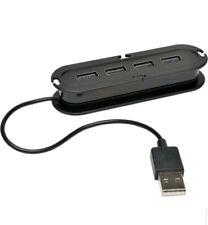 Tripp Lite 4-Port USB 2.0 Hi-Speed Ultra-Mini Hub