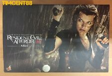Ready! Hot Toys Resident Evil Bio Hazard Afterlife 1/6 Alice Milla Jovovich