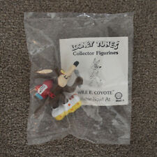 Wile E. Coyote - 1990 Shell Looney Tunes Figure - Brand New & Factory Sealed