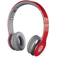Beats by DR. Dre Solo HD Special Edition Kopfbügel Kopfhörer - Rot
