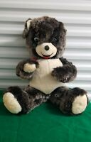 VTG Joy Of A Toy Knickerbocker Stuffed Teddy Bear Animal Plush Creppy Eyes