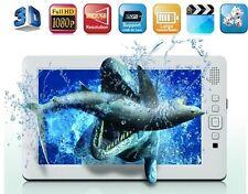 """Lecteur Vidéo 3D Sans Lunette Ebook Tablet 8"""" HD 1080P 4GB Cadre Photo Numérique"""