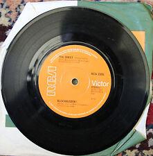 "Vinyle 45T The Sweet ""Blockbuster !"""