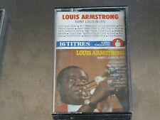 K7 LOUIS ARMSTRONG Saint louis blues 4054612