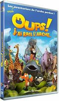 DVD *** OUPS ! J'AI RATE L'ARCHE ... ***    ( neuf sous blister )