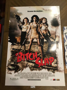 Bitch Slap Original 27×40 inch Movie Poster (2009) [D50]