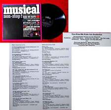 LP musical non stop! (INTERCORD 928-08 u) de Kiss me Kate jusqu'à esorte