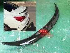Carbon Fiber M-BENZ 2013~2018 W117 C117 CLA-class Sedan trunk spoiler @US
