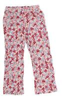Womens New Look Pink Trousers Size 12/L26