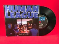 "HUMAN LEAGUE Louise 1984 UK 7"" vinyl single EXCELLENT CONDITION"