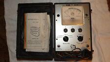 Vintage B & K Cathode Rejuvinatorn Tester CRT Model 400