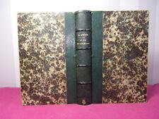 AMÉDÉE ACHARD /  LE DUC DE CARLEPONT 1865 ( rare )