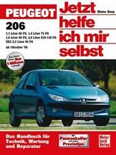 Peugeot 206 ab 1998 Bd. 215 - Jetzt helfe ich mir selbst D. Korp NEU