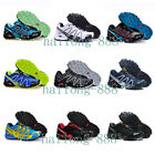 Salomon Speedcross3 Men's Outdoor Resistant Hiking Shoes Travel Camping Trainers