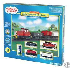 Bachmann Ho Salty's Dockside Delivery Train Set 696