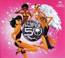 HED KANDI - THE MIX 50 V/A 3CDs Inc Kings Of Tomorrow MAW Mylo Soulsearcher