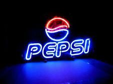 "New Pepsi 00004000  Soda Soft Drink Beer Neon Light Sign 17""x14"""