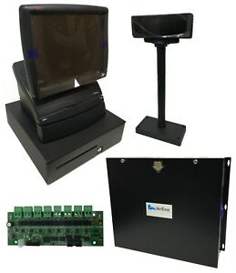 New Verifone Ruby CI / Ruby 2 Commander (with Forecourt, Cash Drawer & Display)