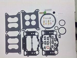 CARTER AFB CARBURETOR KIT 1957-1971 CHRYSLER DODGE PLYMOUTH V8 ENGINES