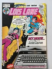 Supermans Girl Friend Lois Lane  #115 Bronze Age Oct 1971 Kanigher Giordano Roth