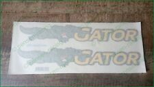 John Deere Gator M159258 Decals Stickers Set HPX TE CS CX TH TS TX XUV WOW SALE!