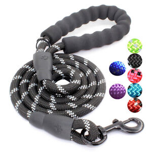 Dog Lead High Quality Upgraded Version Reflective Climbing Rope Design